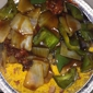 China House Chinese Restaurant - Mobile, AL. He said it's a few pieces. It's okay.  Serve it .. wth no I quit that's disgusting.