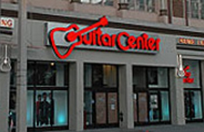 Guitar Center - San Francisco, CA