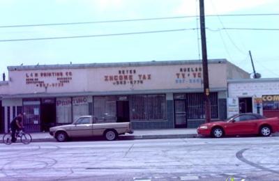 Reyes Income Tax Service - Lynwood, CA