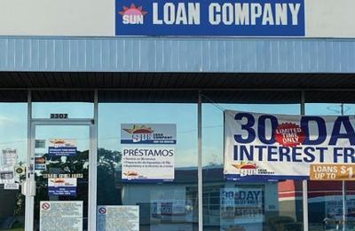 Sun Loan Company 3307 Palmer Hwy Texas City Tx 77590 Yp Com