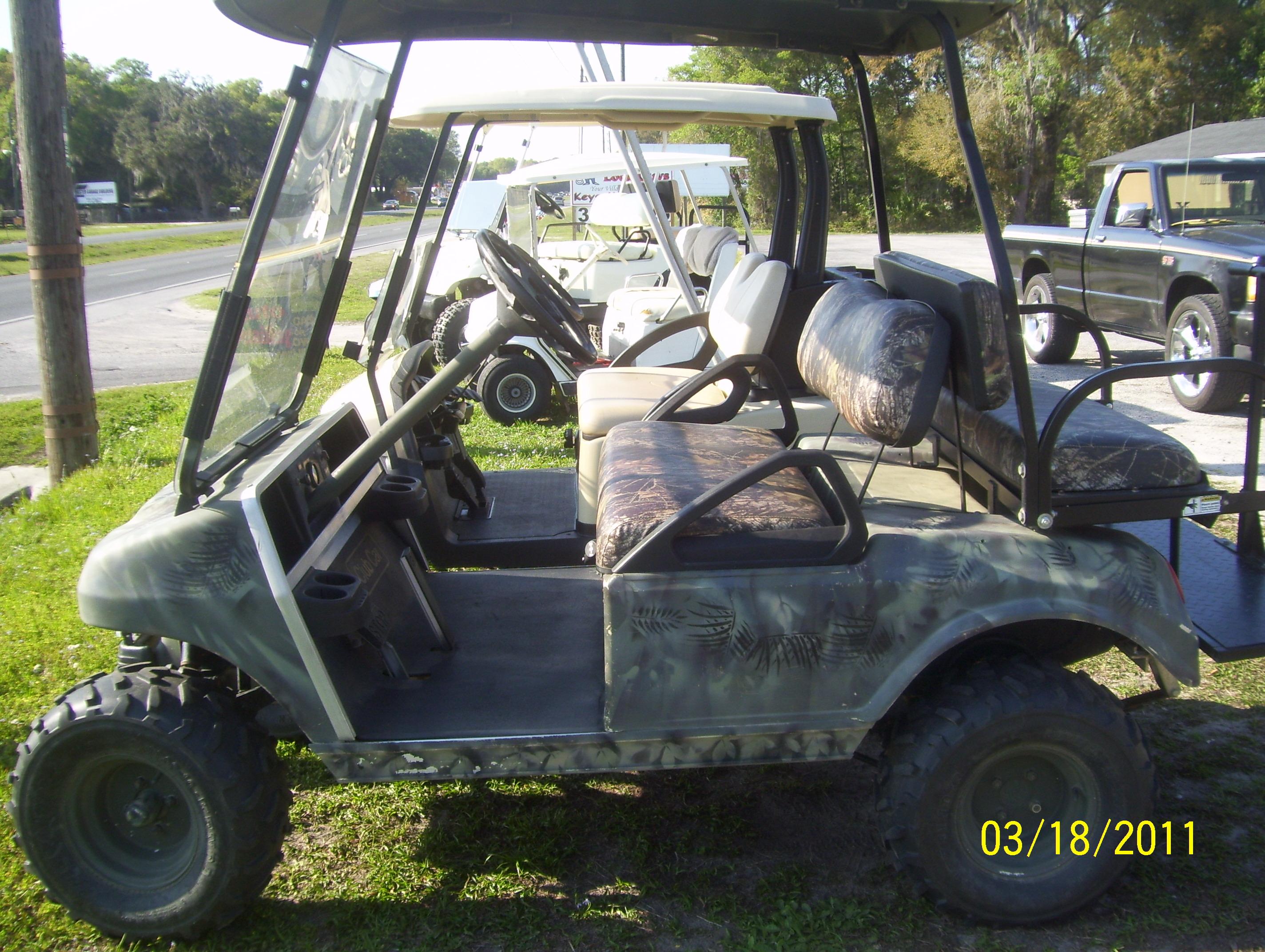 D C Golf Carts 9173 S Us441 Ocala Fl 34480 Yp Com