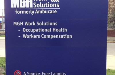 MGH Work Solutions 119 S Washington St, Marion, IN 46952