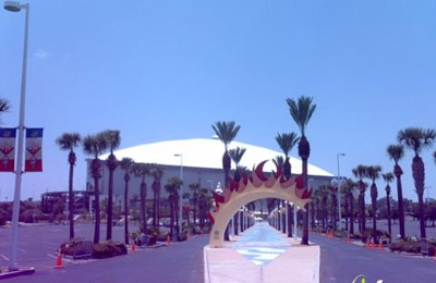 Tropicana Field - Saint Petersburg, FL