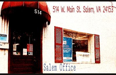 JACKSON HEWITT TAX SERVICE - Salem, VA