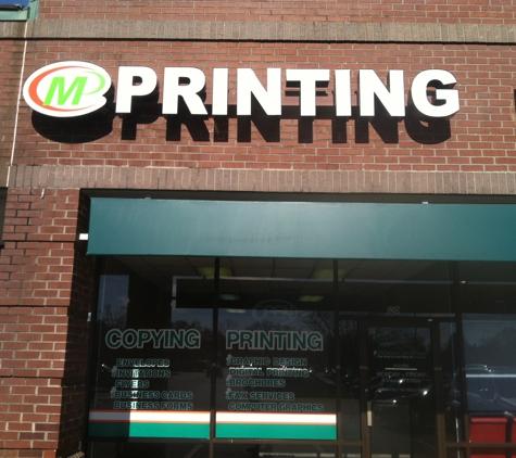 International Minute Press - Charlotte, NC