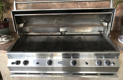 Gas BBQ Grill Repairs & Cleaning Professional 1799 N