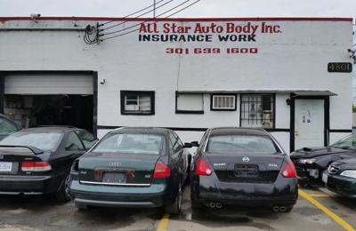 All Star Auto Body Inc - Hyattsville, MD