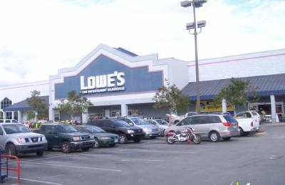 Lowe's Home Improvement - Orlando, FL