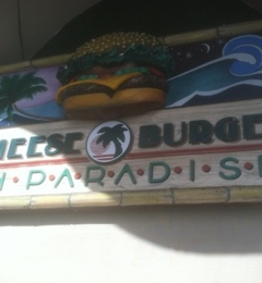 Cheeseburger in Paradise - Honolulu, HI