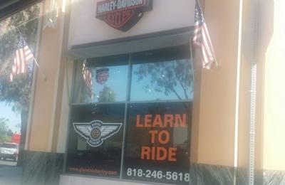 Harley-Davidson of Glendale - Glendale, CA. Nice motorcycle