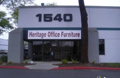 Heritage Office Furniture - San Jose, CA
