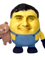 Photoshop of Gary Vaynerchuk -as a Minion!!