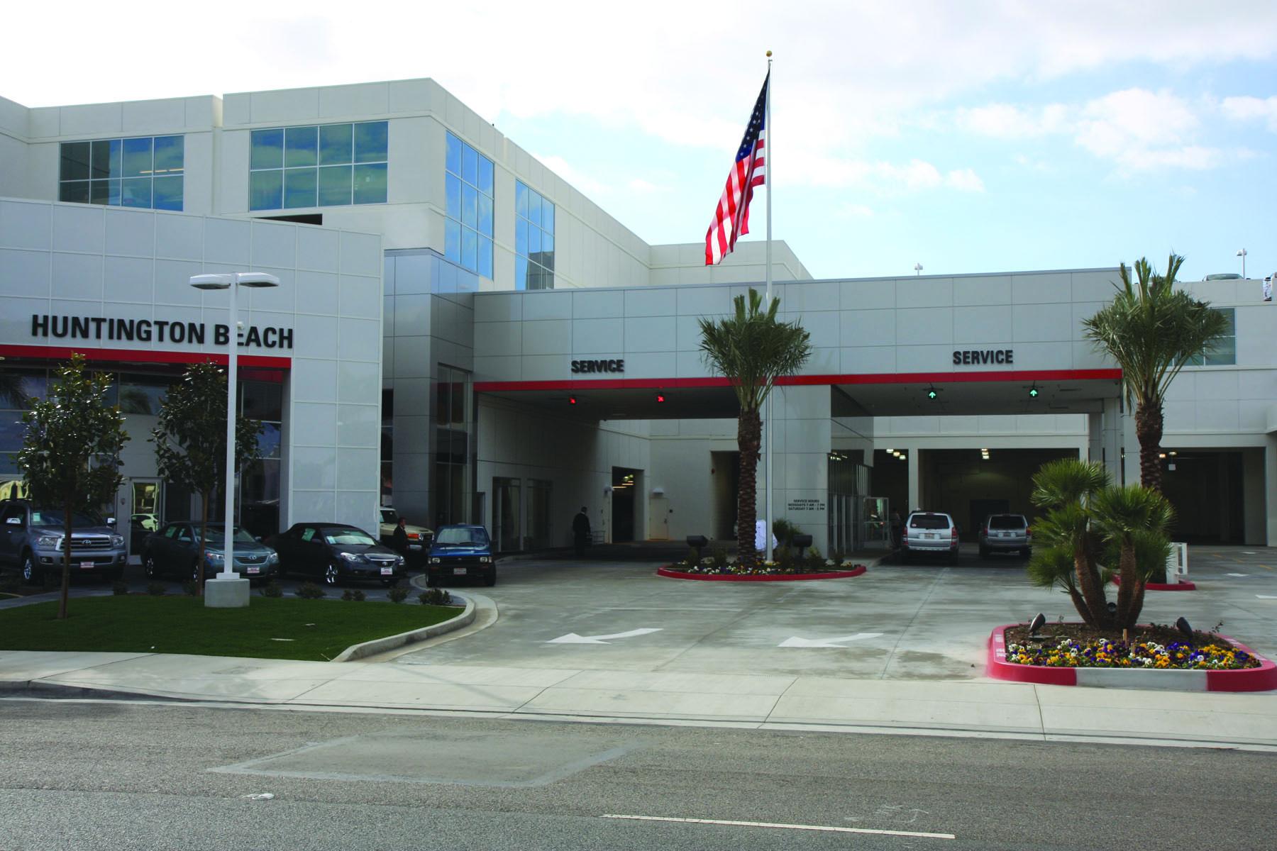 Toyota Huntington Beach Reviews