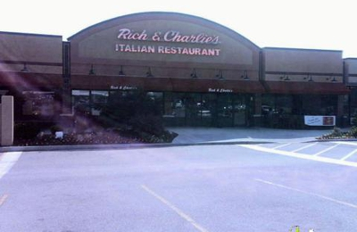Rich And Charlie S Italian Restaurant 4487 Lemay Ferry Rd