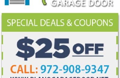 Plano Garage Door - Plano, TX