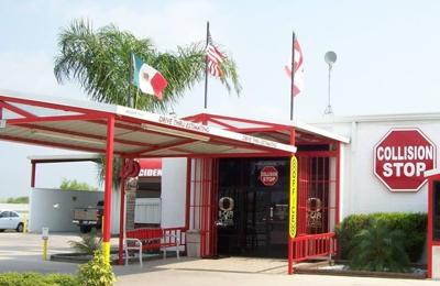 Avis Rent A Car  at Collision Stop - La Feria, TX