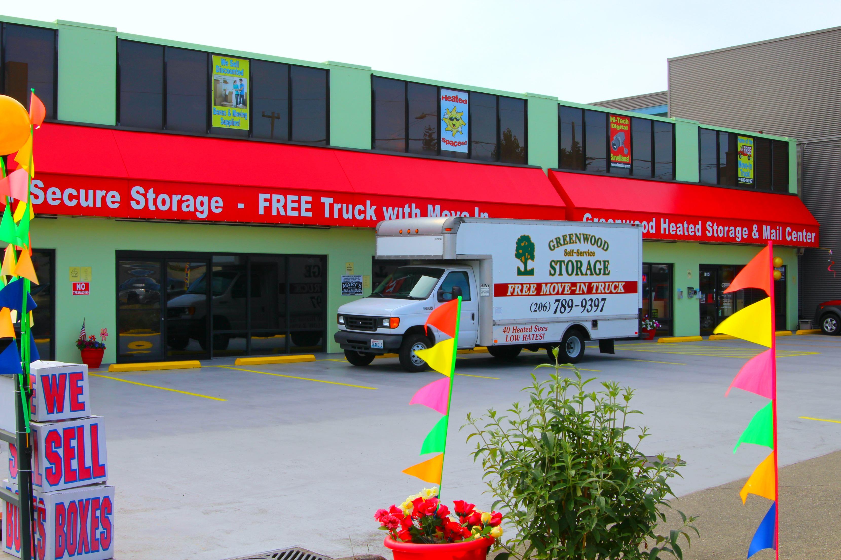 Superbe Greenwood Self Service Storage 10115 Greenwood Ave N Ste 100, Seattle, WA  98133   YP.com