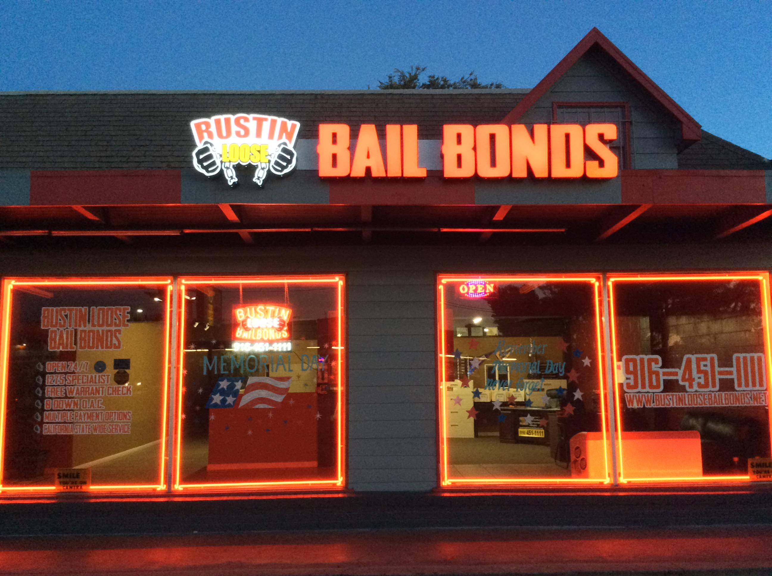 Bustin Loose Bailbonds Sacramento Ca 95820 Ypcom Round Table ...