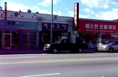 Kwak's Antique Furniture - Los Angeles, CA