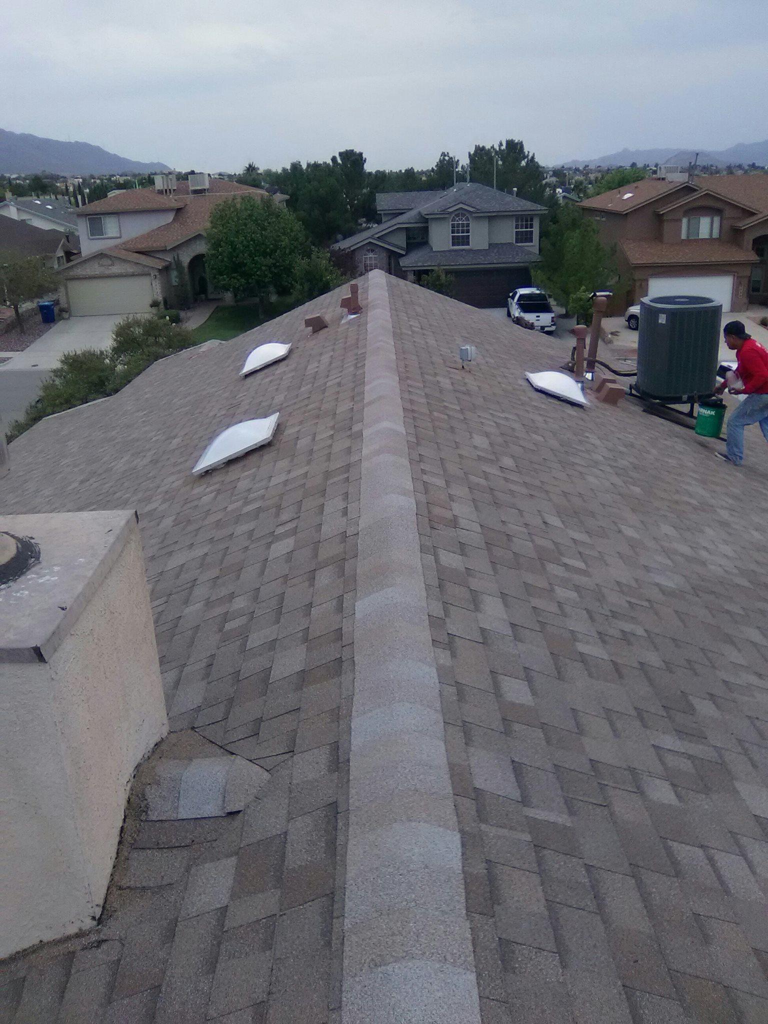 Amerus Roofing El Paso jm roofing construction 197 via bella, el paso, tx 79928