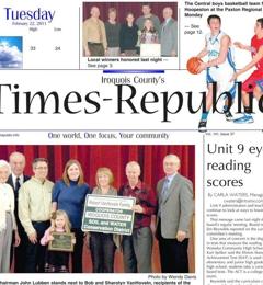Times Republic - Watseka, IL