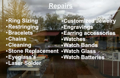 Advantage Jewelry N Watch Repairs - Beaverton, OR