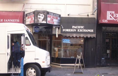 Pacific Foreign Exchange Inc - San Francisco, CA