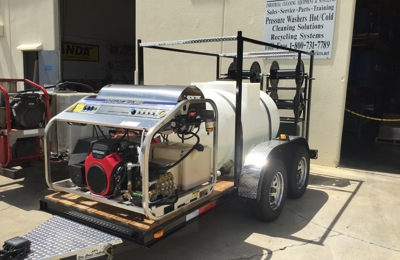 Industrial Cleaning Equipment & Supply - Pompano Beach, FL