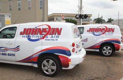 Johnson Heating & Air - Union City, TN
