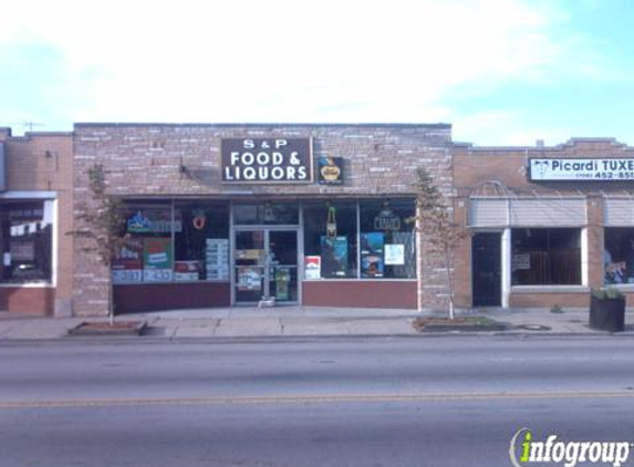 S & P Food & Liquor Co - Elmwood Park, IL