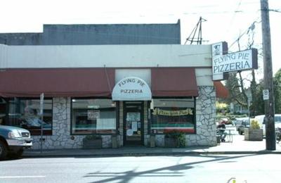Flying Pie Pizzeria. - Portland, OR