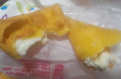 New Chinese Boys - Joppa, MD. Crab/cheese wontons.  No crab!