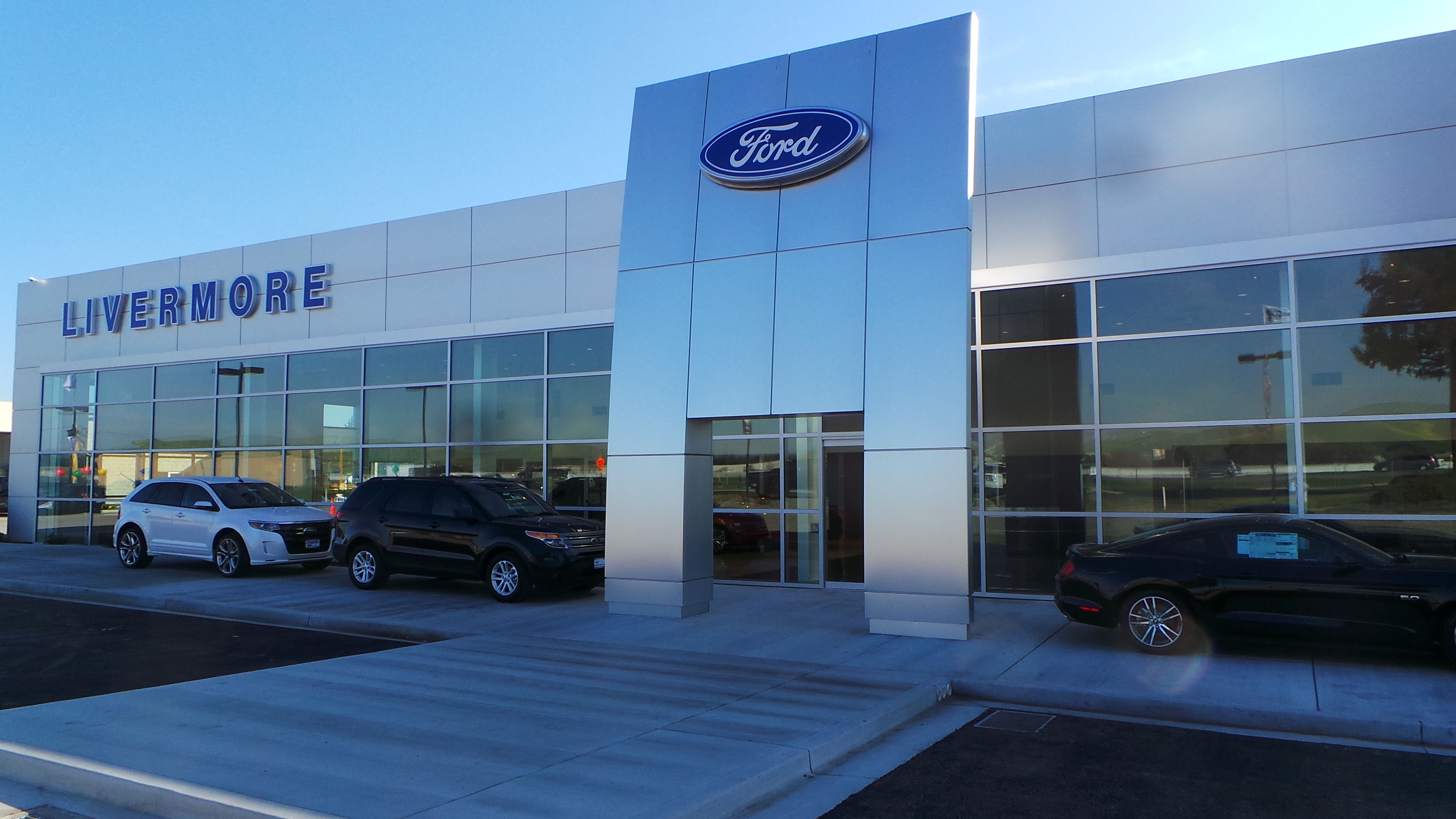 Livermore Ford Lincoln 2266 Kitty Hawk Rd Livermore CA YP