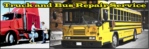 Bus and Truck Repair Service near Norfolk