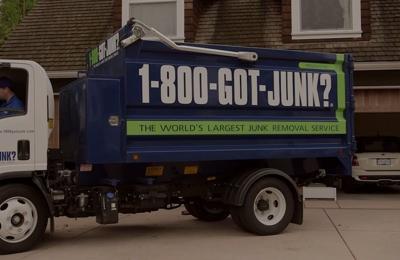 1 800 Got Junk Asheville Nc