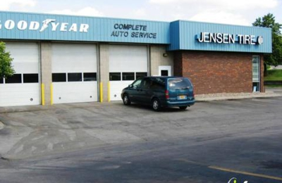 Jensen Tire Auto 707 N 120th St Omaha Ne 68154 Yp Com