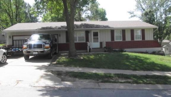 Exterior Energy Consultants - Kansas City, MO. Before