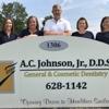 Johnson, A C Jr DDS