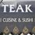 Teak Thai Cuisine and Sushi Bar