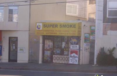 Super Smoke - San Francisco, CA