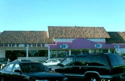 ARC Thrift Store - Fullerton, CA