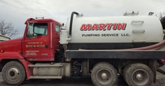 Martins Pumping Service LLC - Stephens City, VA
