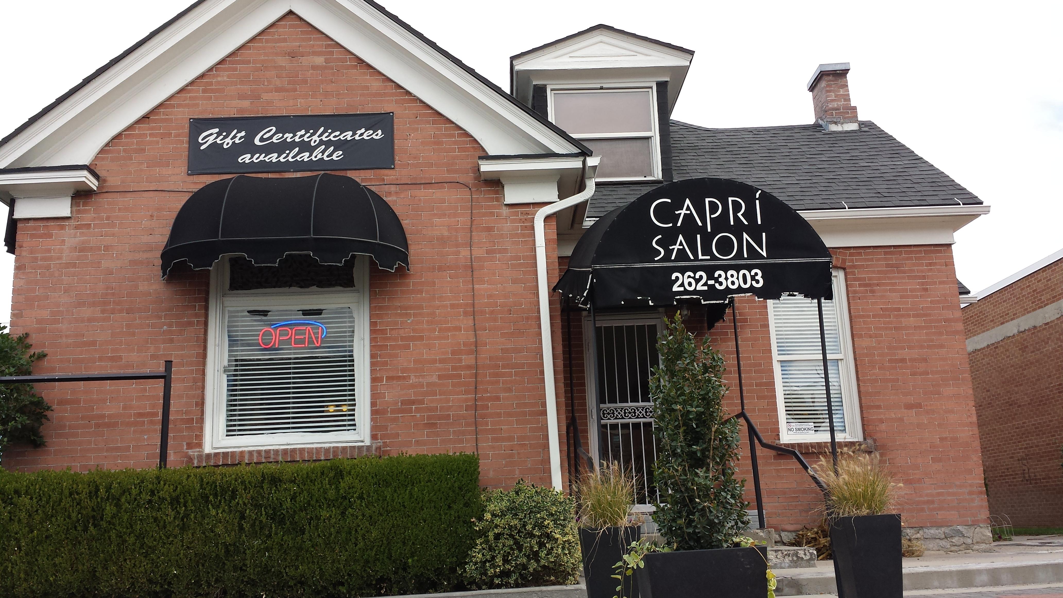 Capri Salon & Day Spa 4841 S State St, Salt Lake City, UT