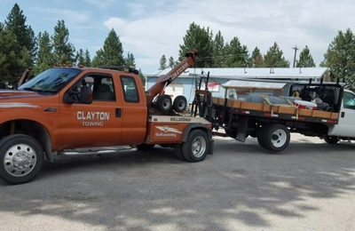 Clayton Towing and 2Hour Recovery - Clayton, WA