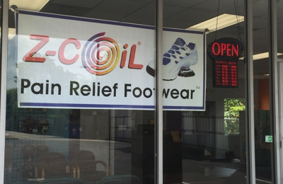 Z-Coil Footwear - Crazy Coil Shoes and Insoles - Houston, TX