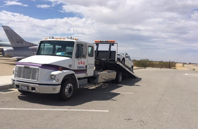 A&D Towing Palmdale - Palmdale, CA