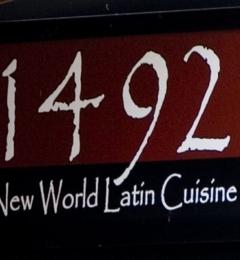 1492 New World Latin Cuisine - Oklahoma City, OK