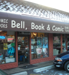 Bell Book & Comic - Dayton, OH