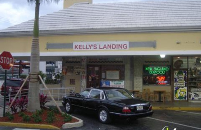 Kelly's Landing-New England Seafood - Fort Lauderdale, FL