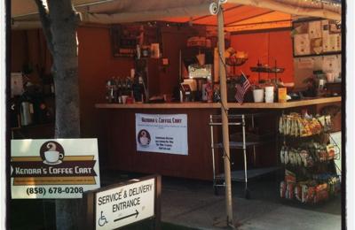 Kendra's Coffee Cart - San Diego, CA